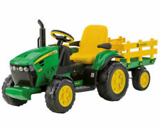 Electric & Battery Powered Tractors/Trailers