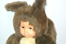Anne Geddes Baby squirrel Large Plush 12� Doll unima