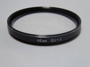 46mm Close-up +3 + 3  macro used.....filter
