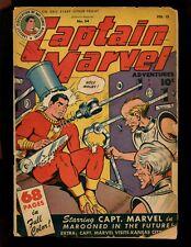 New ListingCaptain Marvel Adventures #54 Vg Cc Beck Billy Batson (Shazam) Sivana Capt Kid