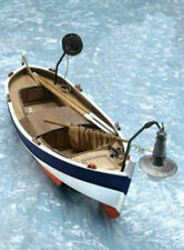 "Popular, Mini Wooden Model Ship Kit by Mamoli: the ""Gozzo Da Pesca"""
