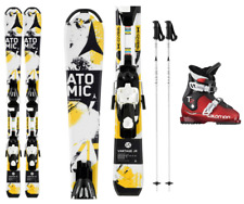 Atomic Jr Ski Package - Skis, Boots & Poles