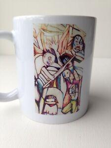 Wasteland unique designer mug(s)! Destinctive in style. Artwork by Amanda Castle