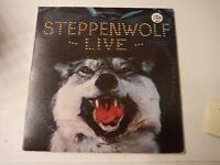 Steppenwolf – Steppenwolf Live - Double Vinyl LP 1970