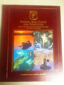 Book~Fishing Bass Cover & Structures~Ultimate Bass Fishing Library