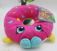 """NEW Shopkins 6"""" D'Lish Donut Plush Toy - Official Product FREE Shipping"""