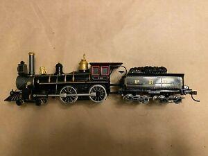 "BACHMANN - ""HO"" Steam Loco - American 4-4-0 & Tender - PRR #51114"