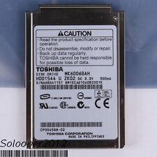 "TOSHIBA 60 GB HDD 1.8"" 2 MB 4200 RPM MK6006GAH CF 60g 60gb Hard Disk Drive"