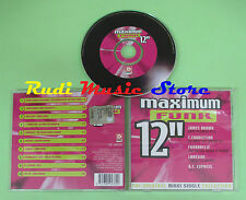 CD MAXIMUM FUNK 12'' compilation 2000 JAMES BROWN REAL THING JOE TEX (C20) no mc