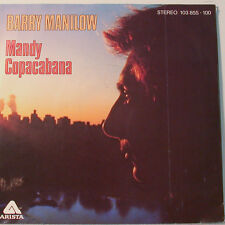 "BARRY MANILOW MANDY - COPACABANA ARISTA RECORDS [F352] 7""SINGLES"