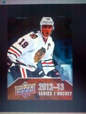 2012-13 Upper Deck Hockey Complete your Set U-pick 20 cards STARS included!!!