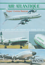 Air Atlantique Super Connie Rescue (2) DVD Set