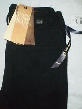 Jag | Jenna Knit Jean| Low Skinny Slim Womens Jeans Size 0 x 33.5 New $79 Black