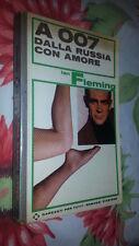 JAMES BOND- A 007 DALLA RUSSIA CON AMORE - 1967 GARZANTI - IAN FLEMING-SL2