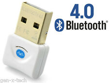 High Speed Bluetooth 4.0 USB 2.0 / 3.0 Adapter Dongle: Speed 3MB/s: 20m Range