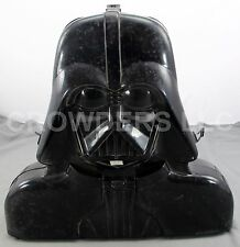 Star Wars ESB Vintage Black Darth Vader Accessory Storage Chamber Kenner LFL '80