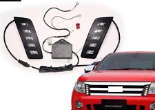 Pair LED Daytime Running Light for Ford Ranger T6 PX XLT WILDTRAK HI-RIDER 2012+