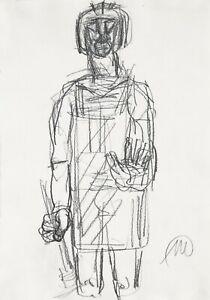 UNIKAT - Markus Lüpertz (geb. 1941), O.T. Hephaistos, ca. 2012