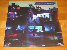 """DEPECHE MODE """"HIGHLINE TO LO-FI SESSIONS"""" - red vinyl - LP sealed"""