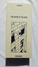 BD Tintin - Coffret En noir & blanc 9 mini album / 1987 / HERGE / CASTERMAN