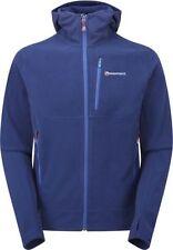 Abbiglimento sportivo da uomo in caldo poliestere blu