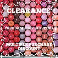 CLEARANCE!! LipSense Long Lasting Liquid Lip Color - LOW PRICES!! SAME DAY SHIP!