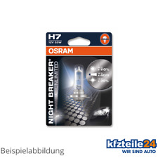 Bombilla Osram H7 Breaker Noche Ilimitada 55W [12V] (1 Unidad (64210NBU-01B)
