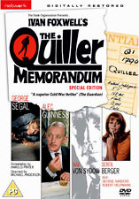 DVD:THE QUILLER MEMORANDUM - NEW Region 2 UK