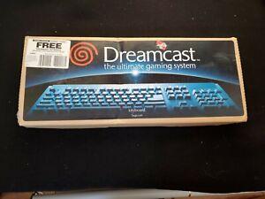 Sega Dreamcast Keyboard Controller - Official Target Promo - New Open Box