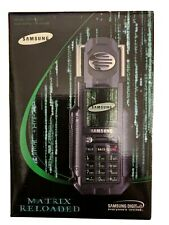 *NEW* Samsung SPH-N270 Cellular Phone from Matrix Reloaded movie. No. 1111/10000