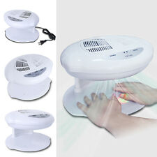 Elite99 Finger Toe Polish Dryer Fan Cool & Warm Wind Automatic Sensors Nail Art