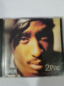 RARE 1998 1ST PRESS 2PAC GREATEST HITS 2CD DR DRE CALIFORNIA LOVE VG+ CONDITION