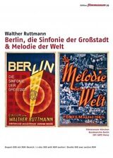 Berlin: Symphony of a Great City / Melody of the World - 2-DVD Set Walter NEW