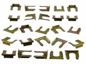 For 2011 Ram Dakota Brake Hose Lock Front 56849ZH