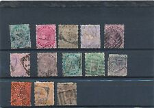 India stamp collection Early classic lot QV HPS2