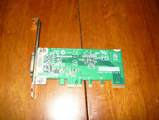 Lot 20 Lenovo DVI-D ADD2 Video Adapter Card PCIe x16 Full Profile Height 43C0258
