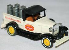 Matchbox Models of Yesteryear Y35 Ford Model A  Fresh Farm Milk 1981 TOP