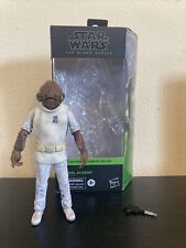 Custom Star Wars The Black Series ROTJ Admiral Ackbar 6? Action Figure