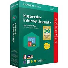 Kaspersky Internet Security 2018 Standard 2 Gerät 1 Jahr Limited 2 Android NEU