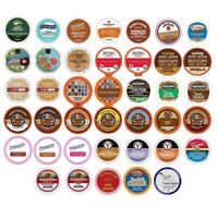 Flavored Coffee Single Serve Cups for 2.0 K cup Variety Pack Sampler,40 count