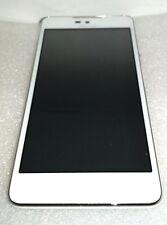 BLU Studio C 5+5 LTE S0050UU 8GB White  Good Condition Bad WiFi Read Below
