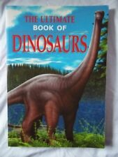 The Ultimate Book of Dinosaurs: Blue Cover,John Malam