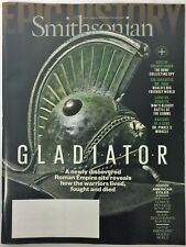 "Smithsonian Magazine ""Epic History"" July - Aug 2016 - Gladiators"