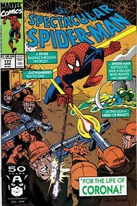 SPECTACULAR SPIDER-MAN (1976) #177 - Back Issue