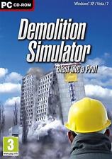PC-Demolition Simulator /PC  (UK IMPORT)  GAME NEW