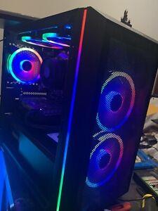 Skytech Chronos Mini Gaming PC - AMD Ryzen 3 3100, 16GB RAM, 500GB SSD, GTX 1650