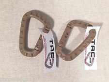 100% Authentic ITW Nexus Set->: 2ea Tac Link USA TAN NEW WITH TAGS