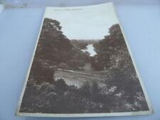 Richmond LONDON Queen's View  MILTON   PRE 1933 POSTCARD  VINTAGE GOOD CONDITION
