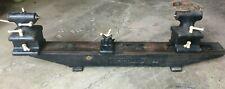 Wow Brown Amp Sharpe 48 Bench Center Steady Rest Riser Blocks Vintage