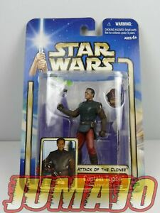 BLI27 figurine STAR WARS AOTC Attack of the clones CAPTAIN TYPHO Padmé's securit